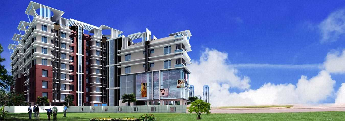 Rajwada Grand in Kolkata. New Residential Projects for Buy in Kolkata hindustanproperty.com.