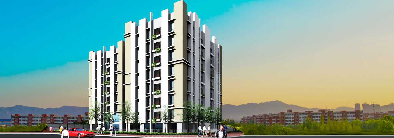 Ashoka Heights in Kolkata. New Residential Projects for Buy in Kolkata hindustanproperty.com.