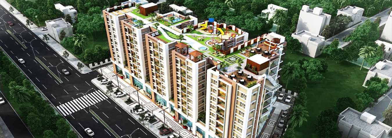 Saltee Splendora in Kolkata. New Residential Projects for Buy in Kolkata hindustanproperty.com.