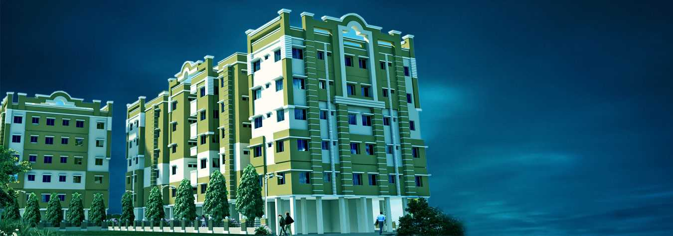 Orion Garden View in Kolkata. New Residential Projects for Buy in Kolkata hindustanproperty.com.