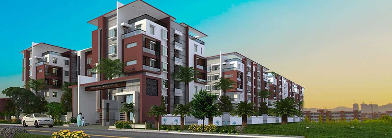 Mahanagar Green Terraces in Hyderabad. New Residential Projects for Buy in Hyderabad hindustanproperty.com.