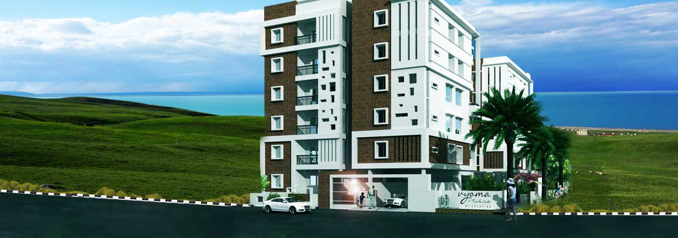 Goldfish Vyoma in Hyderabad. New Residential Projects for Buy in Hyderabad hindustanproperty.com.