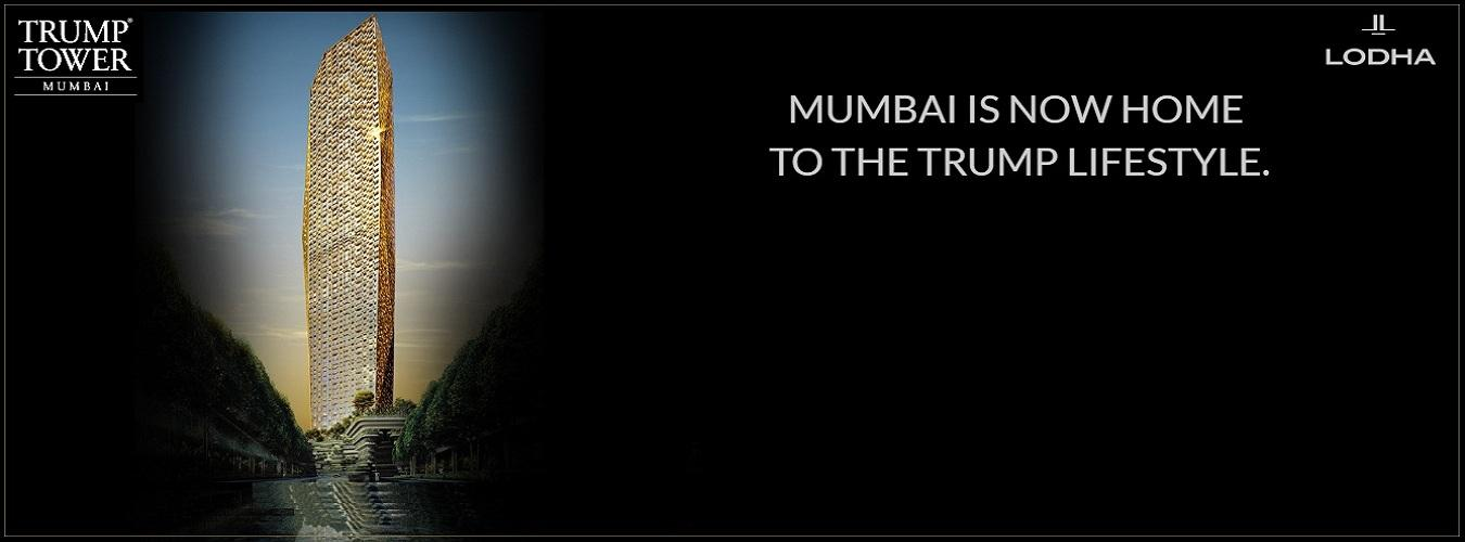 Lodha Trump Tower in Worli. New Residential Projects for Buy in Worli hindustanproperty.com.