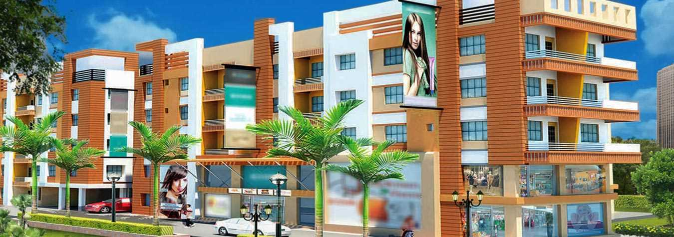 Goldwin Ganpati Umang in Kolkata. New Residential Projects for Buy in Kolkata hindustanproperty.com.