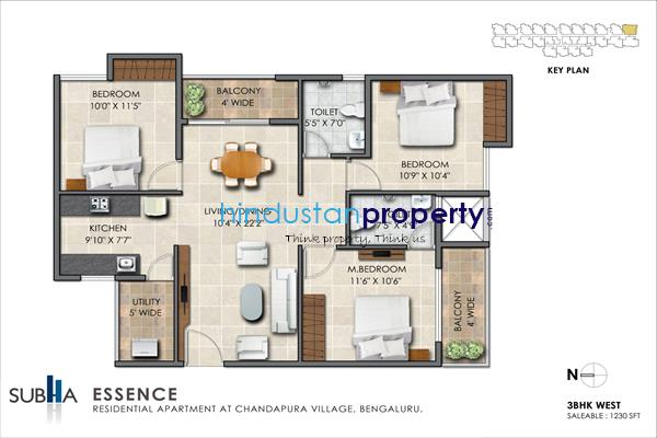 flat / apartment, bangalore, chandapura, image