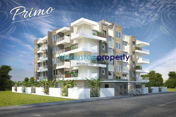 flat / apartment, bangalore, thanisandra main road, image