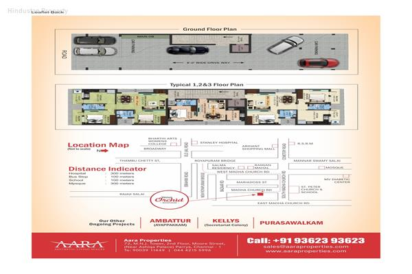 flat / apartment, chennai, royapuram, image