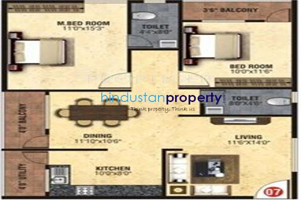 flat / apartment, mumbai, goregaon west, image