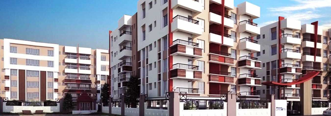 Bhawani Dreams in Kolkata. New Residential Projects for Buy in Kolkata hindustanproperty.com.