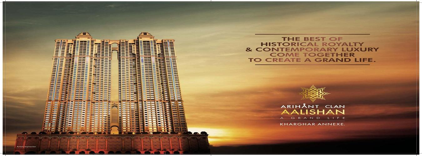 arihant clan aalishan, arihant superstructures builders