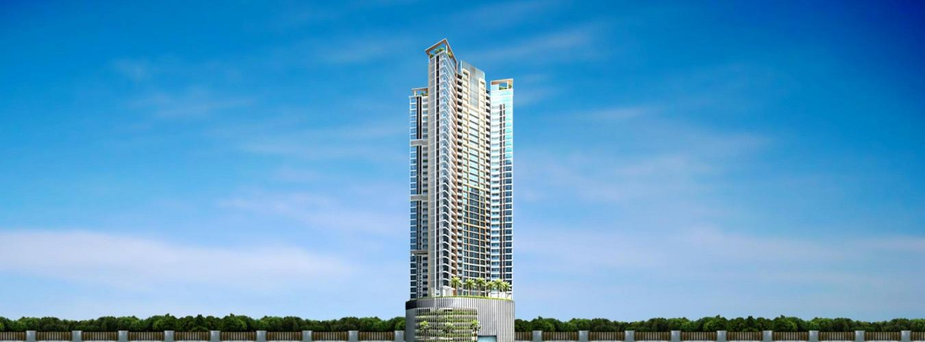 Transcon Triumph in Andheri West. New Residential Projects for Buy in Andheri West hindustanproperty.com.